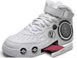chaussure high tech